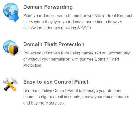 Domain Free Add-ons