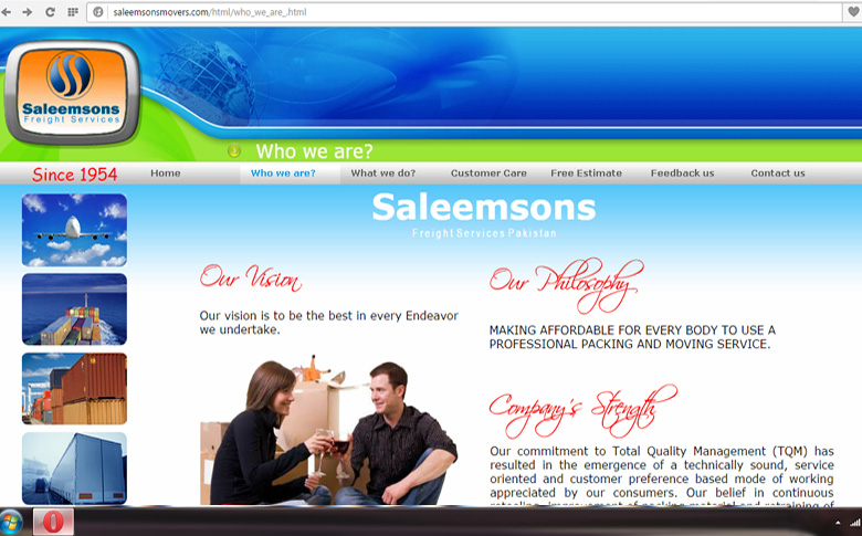 Saleemsons Movers